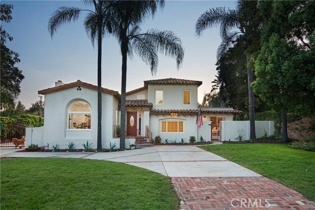 独户住宅 为 销售 在 219 Rancho Road 马德雷山脉, 91024 美国