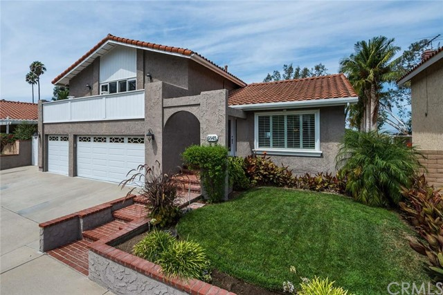 Single Family Home for Sale at 6845 E Swarthmore 6845 Swarthmore Anaheim Hills, California 92807 United States