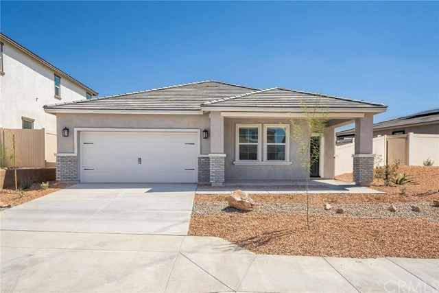 Detail Gallery Image 1 of 1 For 15857 Rain Lily Ct, Victorville,  CA 92394 - 4 Beds | 2 Baths