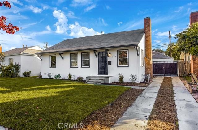 3724 Chesapeake Los Angeles CA 90016