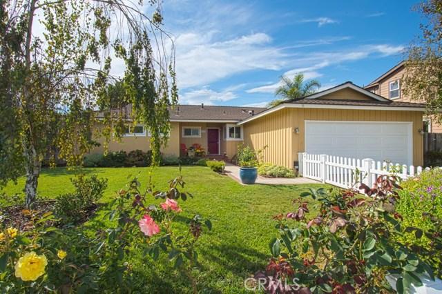 1518 Vivian Lane, Newport Beach CA 92660