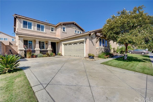 15822 Square Top Lane Fontana, CA 92336 - MLS #: CV18215524