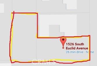 1526 S Euclid Avenue Ontario, CA 91762 - MLS #: CV17179685