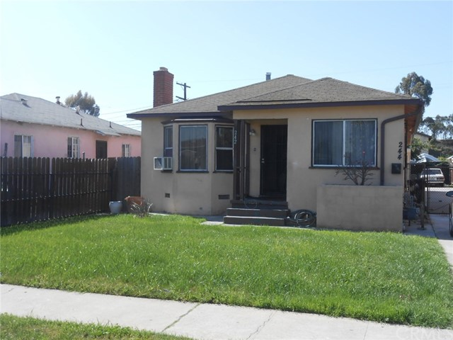Single Family for Sale at 242 116th Street E Los Angeles, California 90061 United States