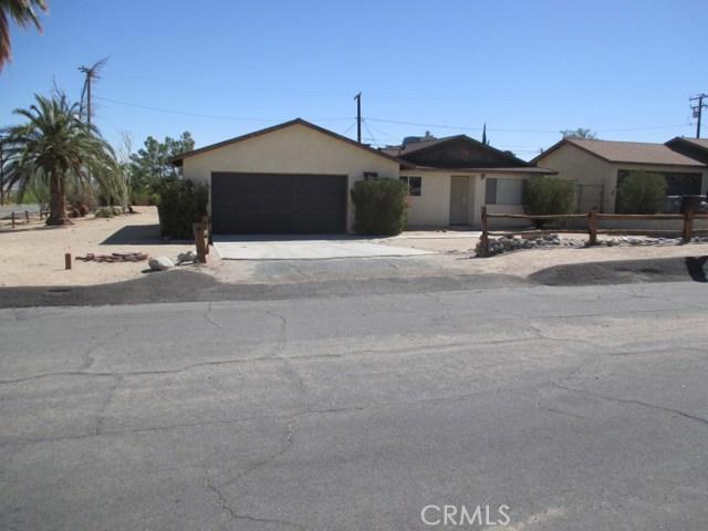 5307 Mariposa Avenue, 29 Palms, CA, 92277