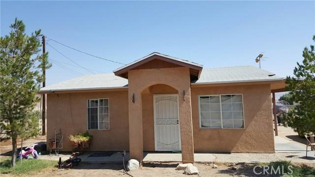 Single Family Home for Sale at 35378 Santa Fe Street Yermo, California 92327 United States