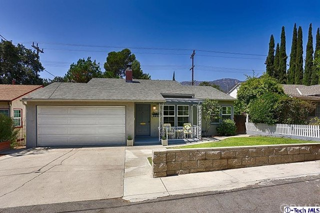 3106 Piedmont Avenue La Crescenta, CA 91214 is listed for sale as MLS Listing 316007264