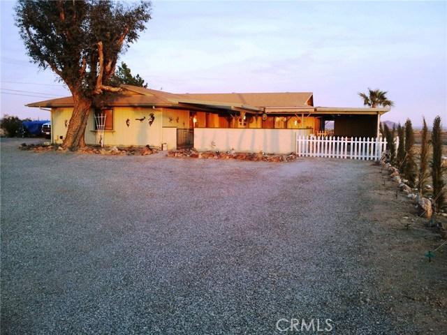 Single Family Home for Sale at 150777 Capistrano Big River, California 92242 United States