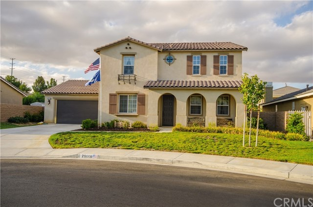 29008 Golden Lake Circle Menifee, CA 92585 is listed for sale as MLS Listing SW16706067