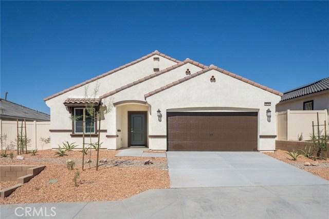 16762 Desert Willow Street Victorville CA 92394