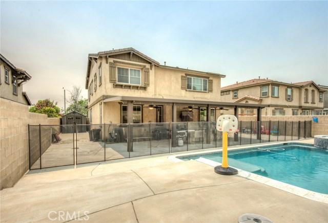 18228 Laguna Place Fontana, CA 92336 - MLS #: CV18194397