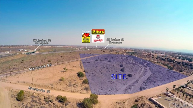 Additional photo for property listing at 0 Mariposa Road Hesperia, California United States