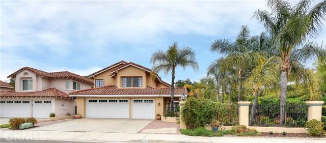 19 Via Honesto Rancho Santa Margarita, CA 92688 - MLS #: OC17122051