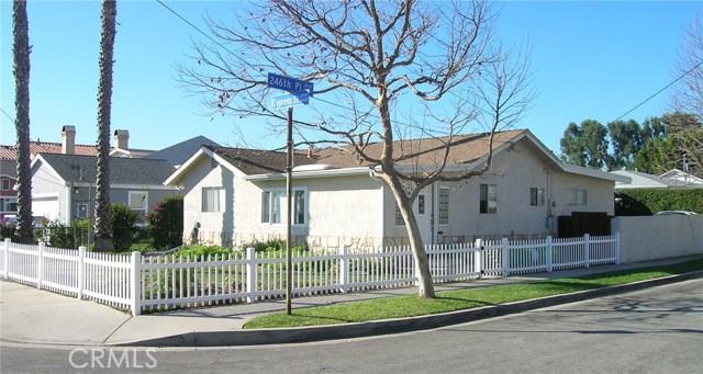 24637 Cypress Street  Lomita CA 90717