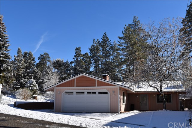 1046 Pine Mountain Drive Big Bear, CA 92314 - MLS #: EV18151204