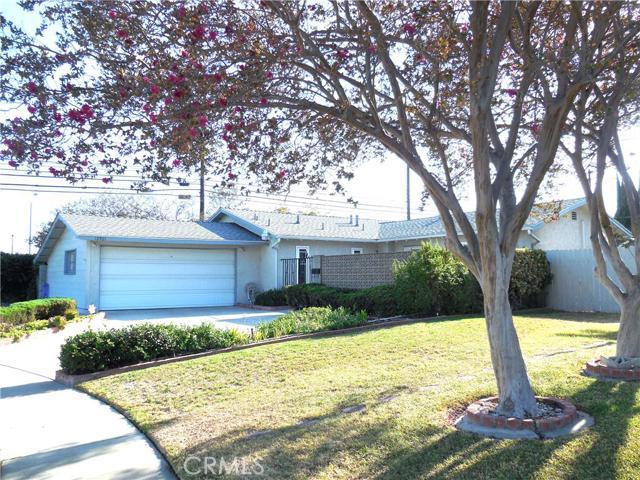 Single Family Home for Sale at 13961 Merello St Garden Grove, California 92843 United States