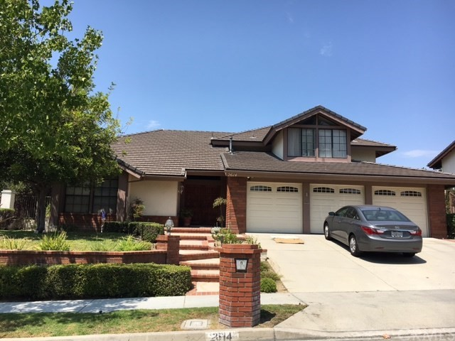 Single Family Home for Rent at 2614 Camino Del Sol Fullerton, California 92833 United States