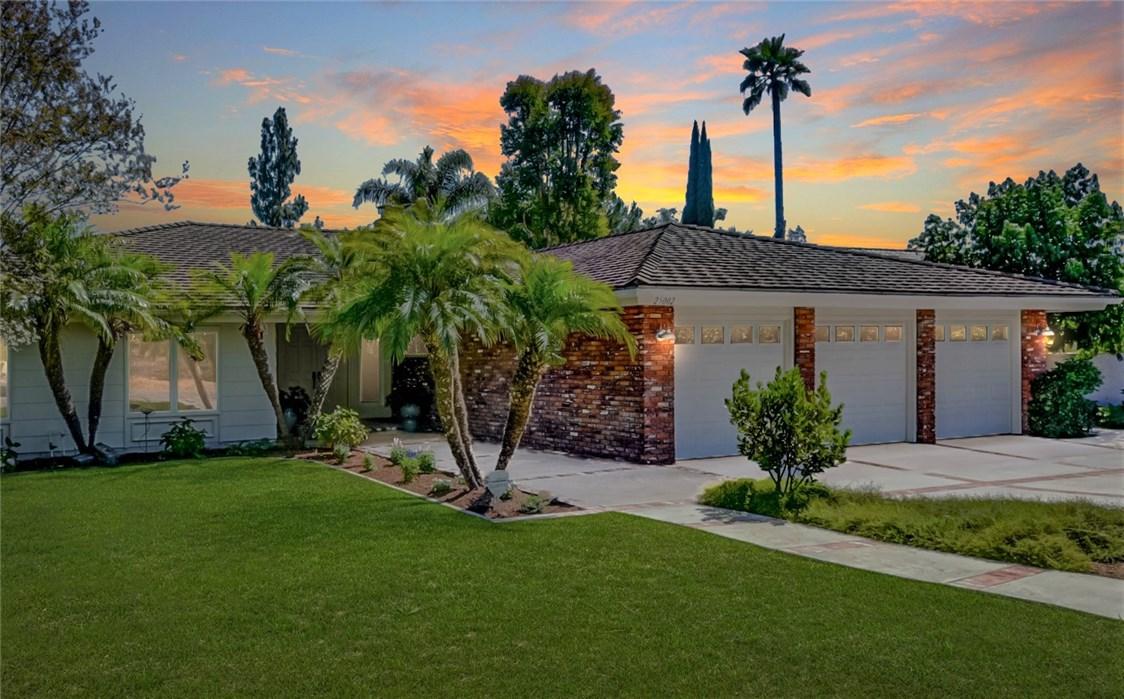 25002 Buckboard Lane Laguna Hills, CA 92653