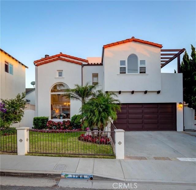1144 9th Hermosa Beach CA 90254