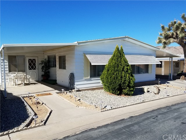 7501 Palm Ave #184, Yucca Valley, CA 92284-3658