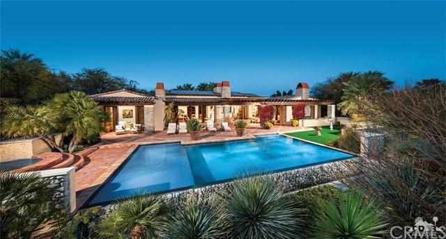Single Family Home for Sale at 203 Palm Ridge 203 Palm Ridge Palm Desert, California 92260 United States