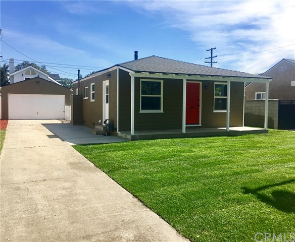 Single Family Home for Sale at 3722 Sebren Avenue Long Beach, California 90808 United States