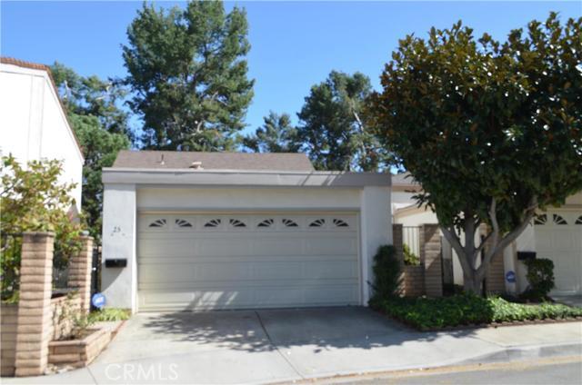 25 Willow Tree Lane Irvine CA  92612