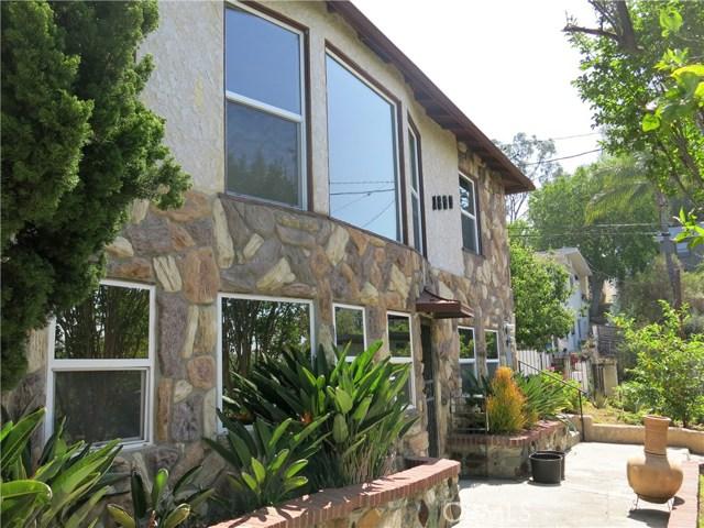 Single Family for Sale at 1899 Lucretia Avenue Echo Park, California 90026 United States