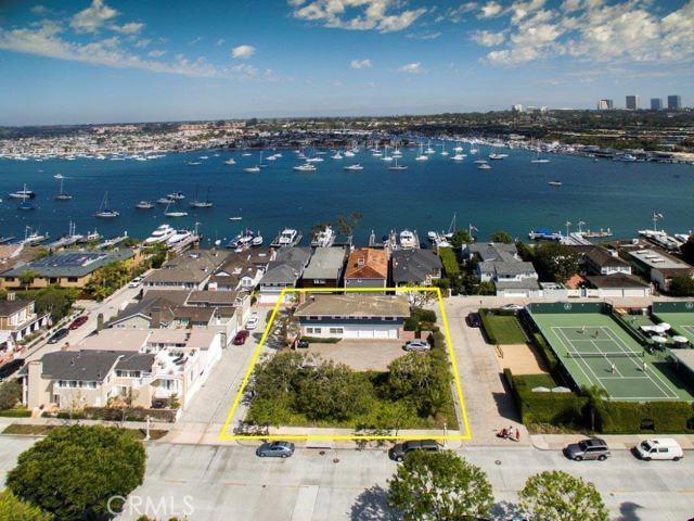 Land / Lots for Sale at 1902 East Balboa St 1902 Balboa Newport Beach, California 92661 United States