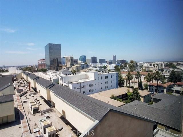 421 S La Fayette Park Place Unit 708 Los Angeles, CA 90057 - MLS #: WS18191464