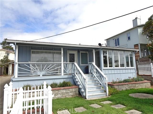 440  Kings Avenue, Morro Bay in San Luis Obispo County, CA 93442 Home for Sale