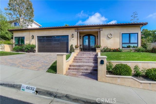 6632 EL RODEO RD, Rancho Palos Verdes CA 90275