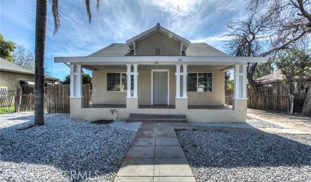 Single Family Home for Sale at 165 11th Street W San Bernardino, California 92410 United States