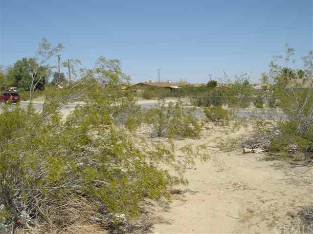 0 Ocotillo Avenue, 29 Palms, CA, 92277