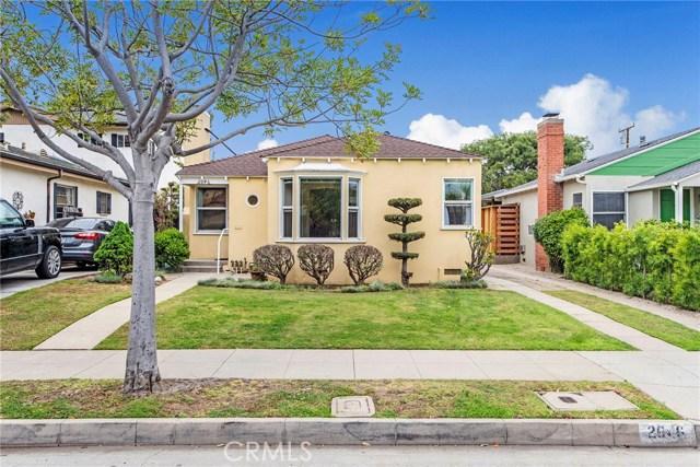 2646 33rd St. Santa Monica CA 90405