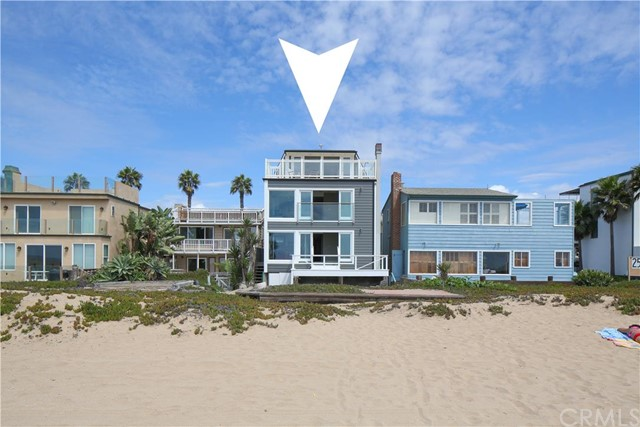 Single Family Home for Sale at 16387 South Pacific St 16387 Pacific Sunset Beach, California 90742 United States