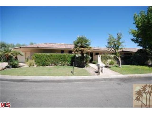 Photo of home for sale at 49 CORNELL Drive, Rancho Mirage CA