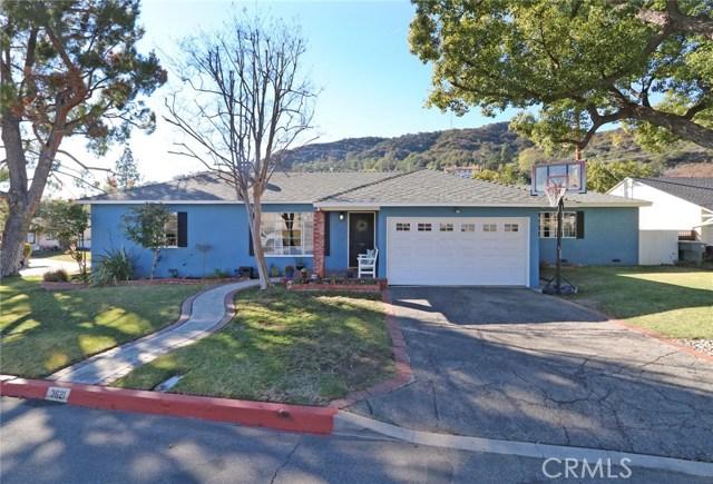 3621 Malafia Drive - Glendale, California