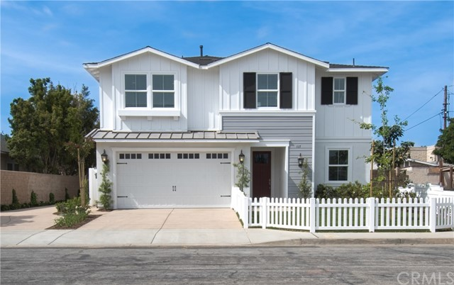 Single Family Home for Sale at 117 Cecil Place Costa Mesa, California 92627 United States