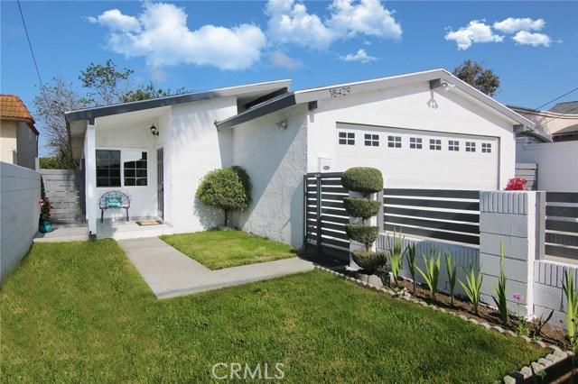 18429  Burin Avenue, Redondo Beach in Los Angeles County, CA 90278 Home for Sale