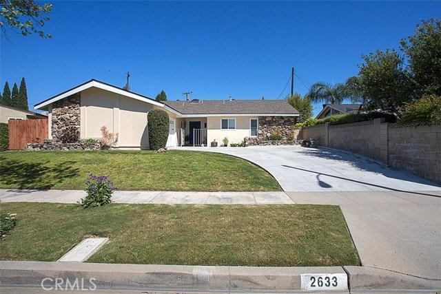 Single Family Home for Sale at 2633 Oakmont Avenue Santa Ana, California 92705 United States