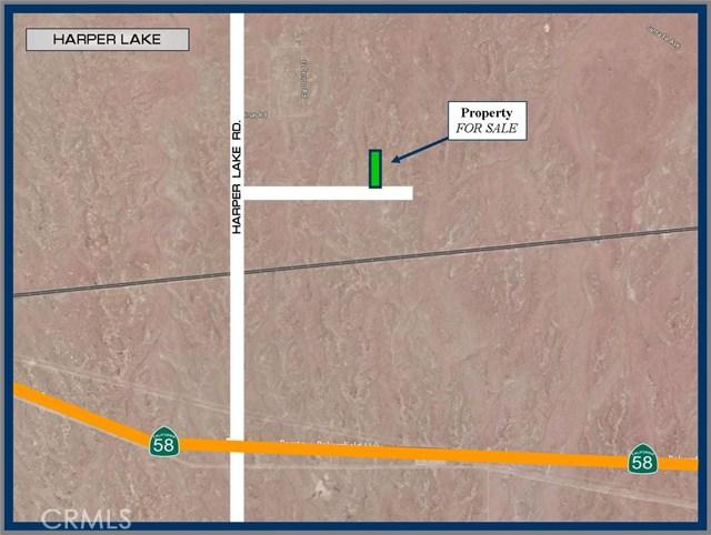 0 Near Harper Lake Rd. Barstow, CA 0 - MLS #: SW17005392