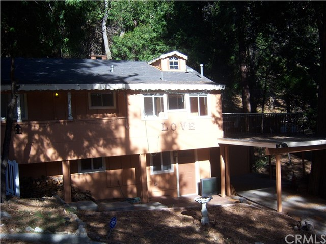 Single Family Home for Sale at 21642 Crest Forest Drive Cedarpines Park, California 92322 United States