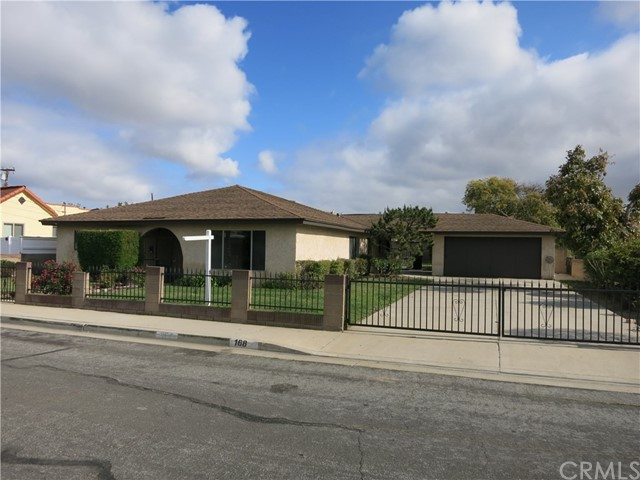 Single Family Home for Sale at 168 218th Place E Carson, California 90745 United States