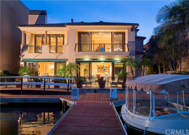 Single Family Home for Sale at 617 Lido Park St Newport Beach, California 92663 United States