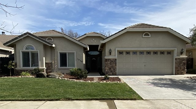 Detail Gallery Image 1 of 1 For 1478 Favier Dr, Merced,  CA 95340 - 4 Beds | 3 Baths
