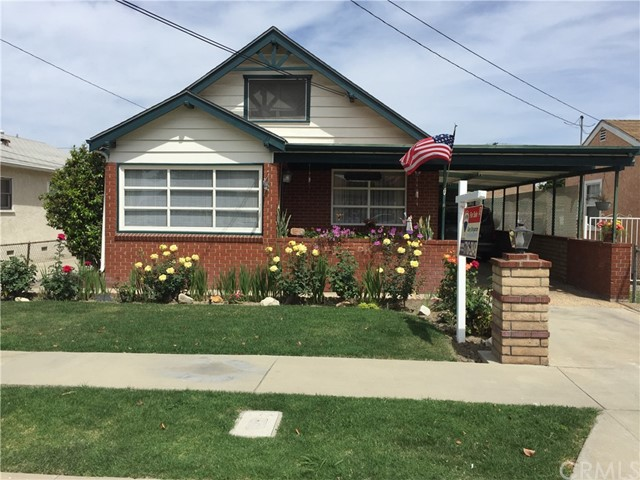 Single Family Home for Sale at 18504 Alburtis Avenue Artesia, California 90701 United States