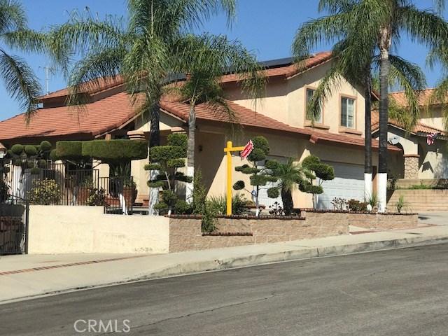 409 Holguin Place La Puente, CA 91744 - MLS #: CV17224089