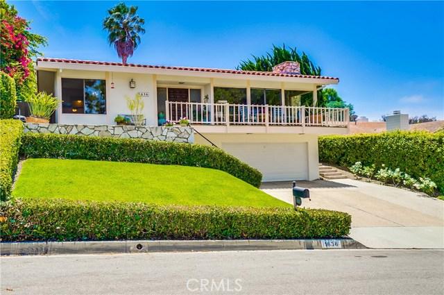 Photo of 1636 Dalton Road, Palos Verdes Estates, CA 90274