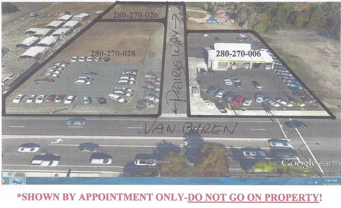18820 Van Buren Boulevard, Riverside, CA, 92508